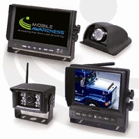 Camera Systems help prevent motor vehicle accidents.
