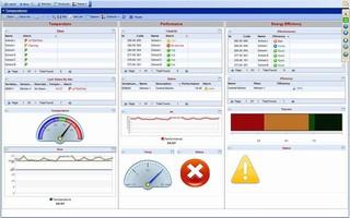 Web-Based Platform monitors refrigeration performance.