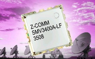 VCO features 2nd harmonic suppression of -30 dBc.