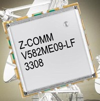 L-Band VCO delivers ultra low phase noise.