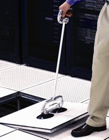 Floor Tile Pullers facilitate repeated lifting tasks.