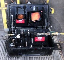 CCTV Diagnostic System withstands high furnace temperatures.