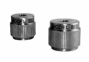 Accelerometer Magnet Bases offer high pull strength.