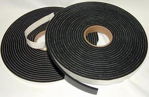 Urethane Foam Tape provides cushioning and gasketing.
