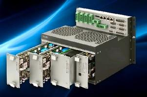 Machine Controls provide multi-axis motion control.