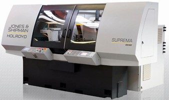 "Jones & Shipman Shows ""Productivity Boosting"" Precision Grinding Machines With Benefits Of 'Easy Control' At IMTS08"