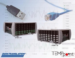 Data Translation Lowers Entry Price for High Accuracy Temperature Measurement Instruments