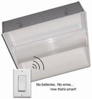 Direct/Indirect Luminaire uses wireless switch technology.