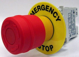 Dependable Emergency Stop Switches
