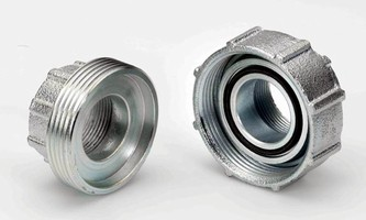 Conduit Couplings feature watertight design.