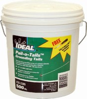 Grounding Tails come in 1-gallon pail.