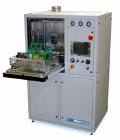 Manncorp's Automatic PCB Cleaners Thoroughly Remove Flux and Solder Residues