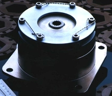 Brake is designed for demanding applications.