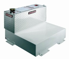 Transfer Tank Covers are made of heavy-gauge aluminum.