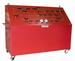 Oil and Gas Industry Test Bench
