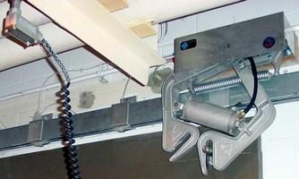 Aldrich Chemical Replaces Hydraulic Door Operators With Air-Lec Pneumatic Inertia Style Door Operators