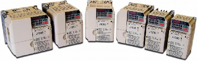 AC Drive features MTBF of 28 years.