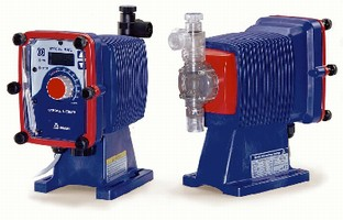 Digital Metering Pumps feature IP67 construction.
