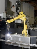 Truck Equipment Manufacturer Moves to Robotic Welding and Meets Growing Customer Demand Head on