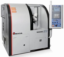 Turning/Milling Center delivers 5-axis multifunctionality.