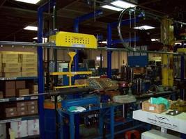 Modular Conveyor System optimizes operator control, comfort.