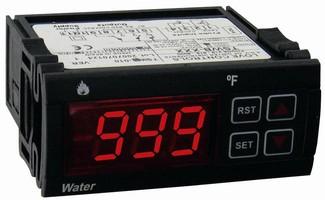 Digital Switch controls water temperature.