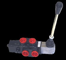 Diverter Valve comes in manual and electric versions.