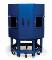 Acoustic Enclosure offers 8 sq-ft of working area.