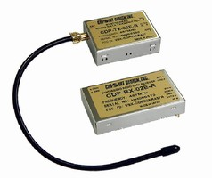 Radio Transmitter/Receiver resist shock and vibration.