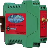 Wireless DAQ System offers Modbus RTU data output.
