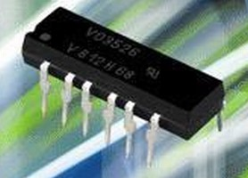 Power Phototriac eliminates need for separate power TRIAC.