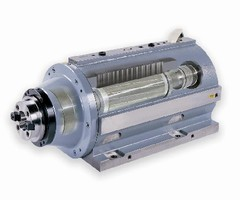 Spindle Systems feature integral AC motors.