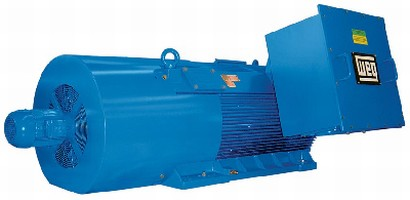 Electric Motors satisfy or exceed API requirements.