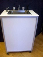 All Safety Products Inc to Distribute Full Range of Portable Stainless Steel Sinks