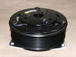 Under the Hood Electric Clutches with Higher Speed Capacity