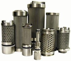 Replacement Filter Elements suit mining applications.