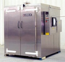 750°F Electric Walk-In Oven
