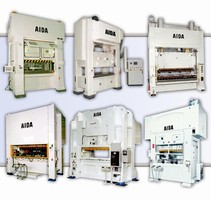 AIDA To Exhibit Flexible Press System Solutions