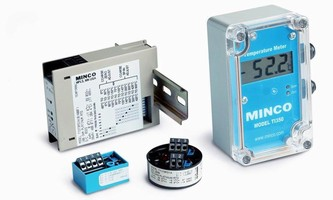 Temperature And Relative Humidity Sensing Instruments For Accurate Control