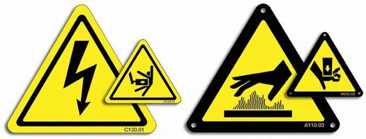 Protect Your Workers: ISO Format Safety Symbols