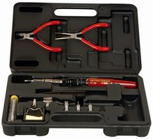 Cordless Heat Tool Kit offers 4-in-1 functionality.
