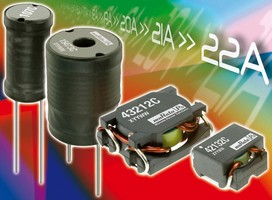 SMT/Radial Lead Inductors reduce EMI in power applications.