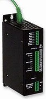 Stepper Motor Indexer/Driver works with Allen-Bradley PLCs.