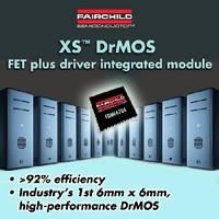 FET-Plus-Driver Module delives over 92% peak efficiency.