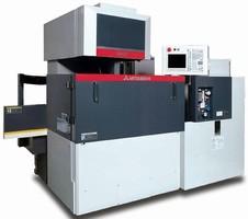 Large-Capacity Wire EDM handles range of jobs.