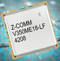 RoHS-Compliant VCO is optimized for low phase noise.