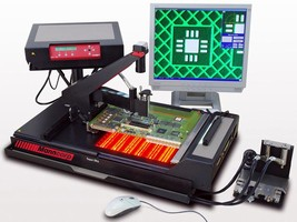 Rework Station removes, replaces, and resolders SMDs.