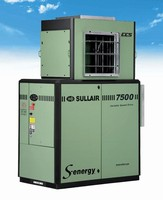 Single-Stage Compressors feature energy-efficient design.