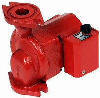 Wet Rotor Circulators are equipped with 3-speed motors.