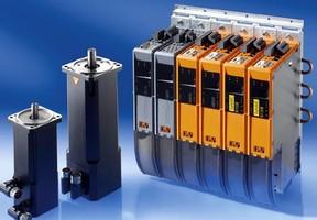 Compact, Dynamic, Dependable - Servo Motors By B&R